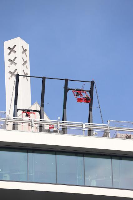 Euroopan korkein keinu sijaitsee Amsterdamissa 2
