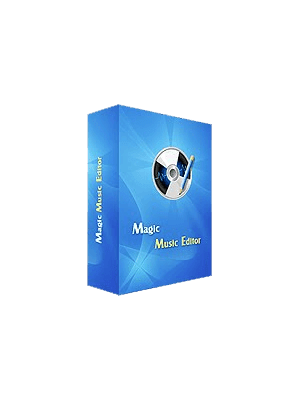 Magic Music Editor Box Imagen