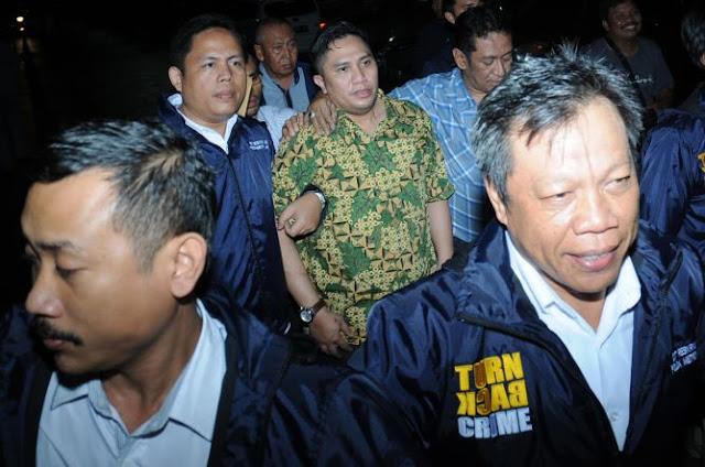PPP Kerahkan 10 Pengacara Buat Kawal Ivan Haz