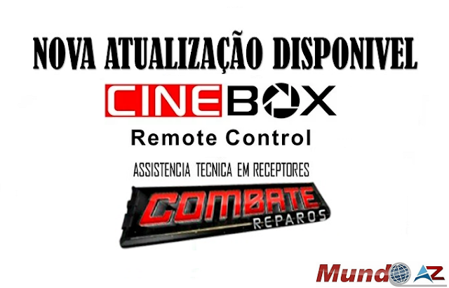 cinebox remote control iptv