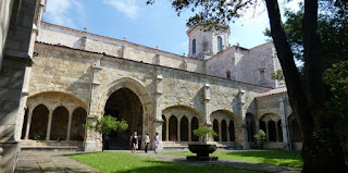 Catedral de Santander.