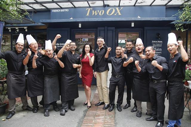 MIGF 2018 - 2OX French Bistro Chef - Jalan Doraisamy, Kuala Lumpur