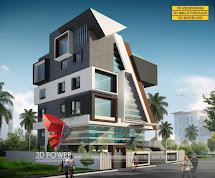 3D Building Elevation Power