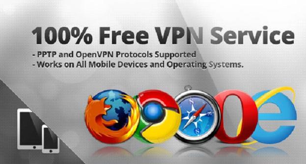 5 Best Free VPN Service