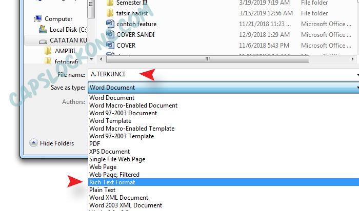 Cara Membuka MS Word Yang Terkunci Tidak Bisa Di Edit Dan Dan Dicopy