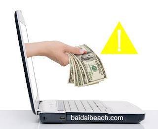 Cẩn thận thu nhập ảo khi đầu tư qua mạng online