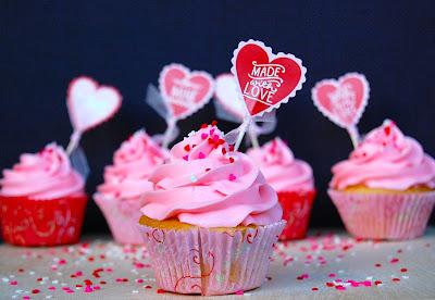 vanilje-cupcakes