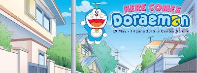 e-Curve Doraemon | BE CPUV NUFFNANG 2015
