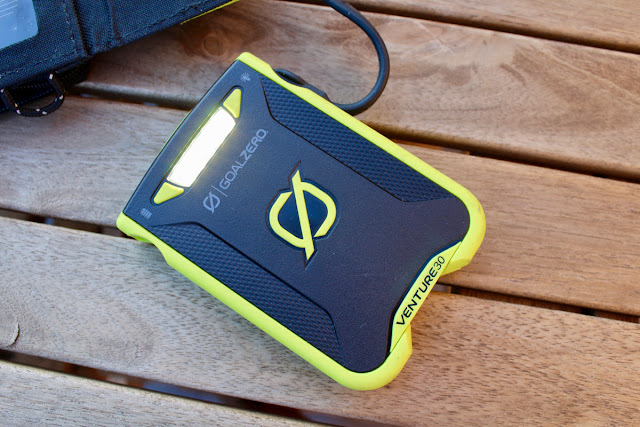 Goal Zero Venture 30 Power Bank Review
