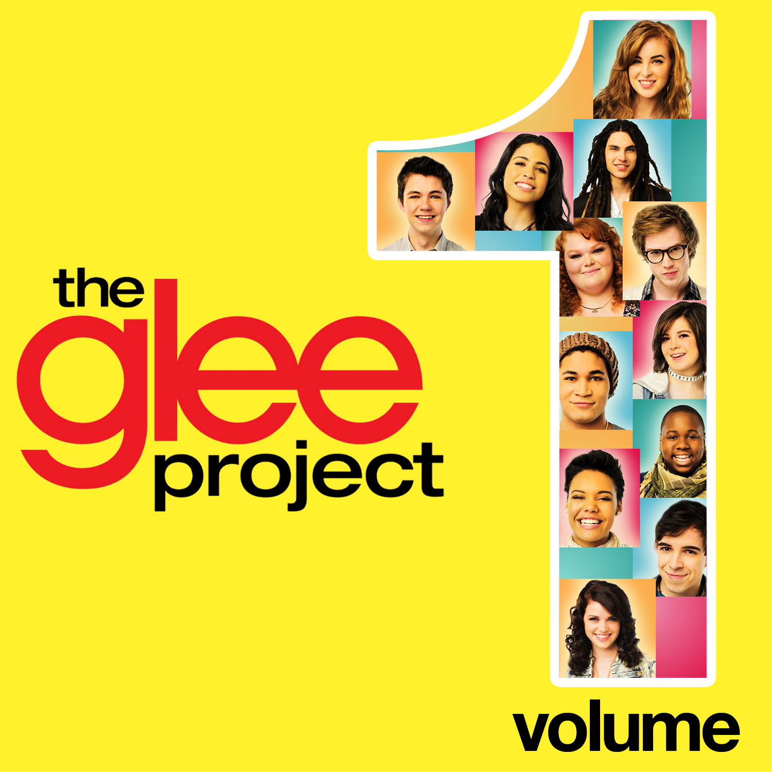 Merycoversglee The Glee Project Volume 1
