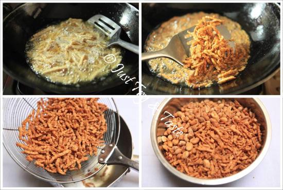 Resep Kering Tempe Kacang Garing