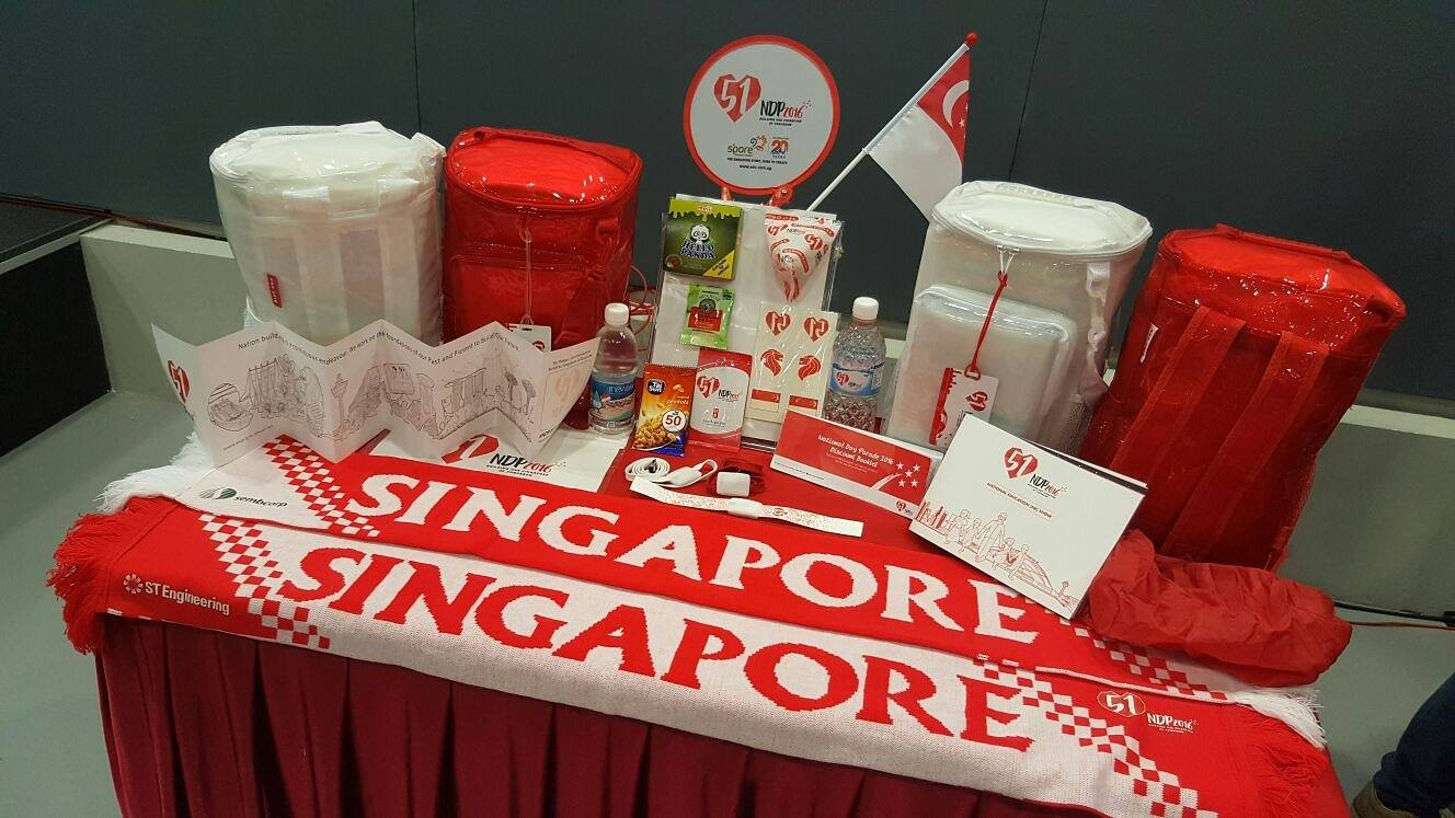 This Years National Day Parade NDP Funpack Is Geared To The Future