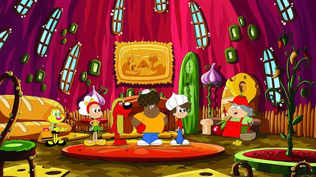 Depois de 20 anos Zuzubalândia retorna ao SBT em versão desenho animado