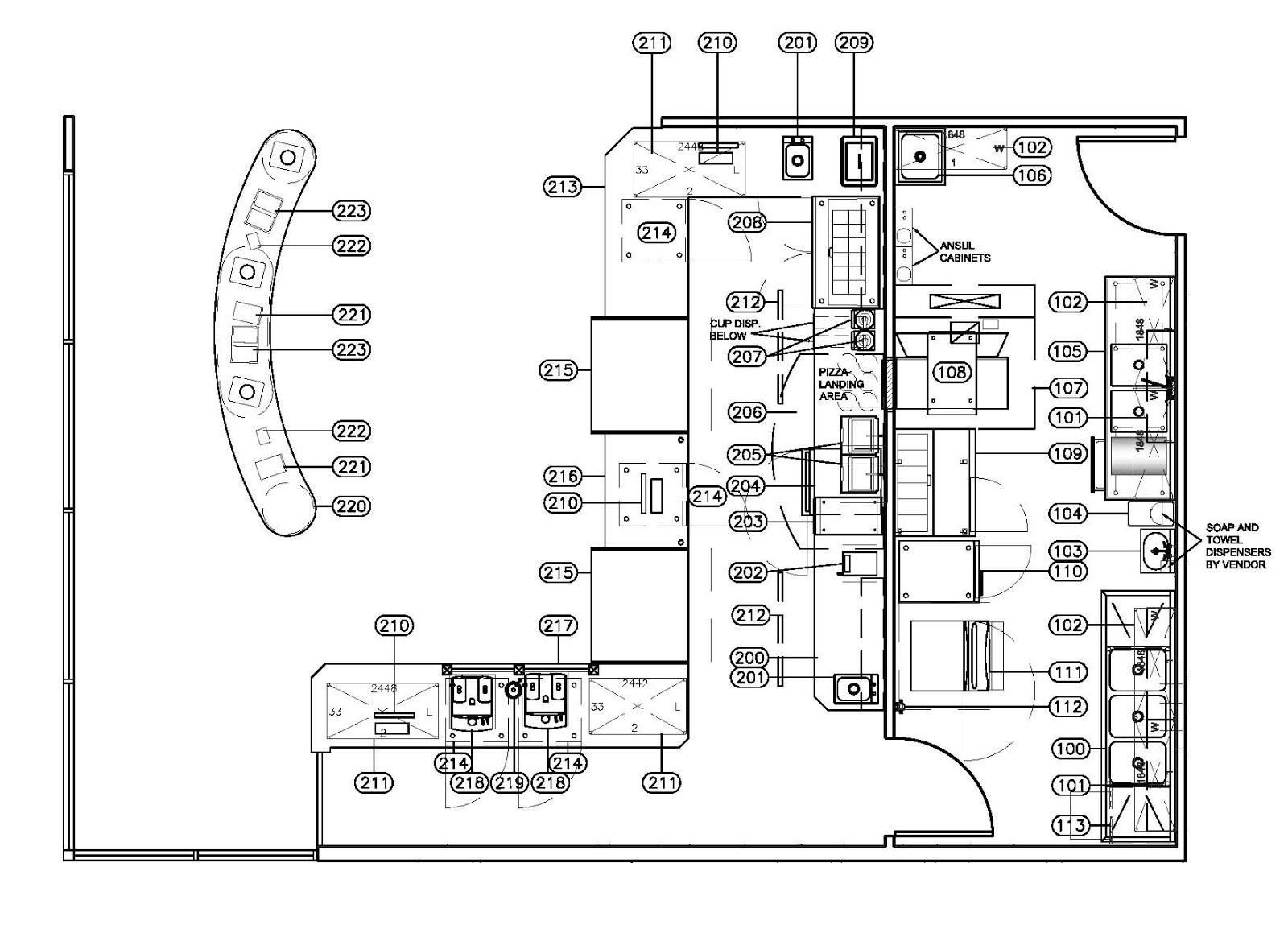 Restaurant Design Layout Ideas