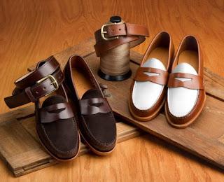 kiểu dáng giày lười nam đẹp cá tính