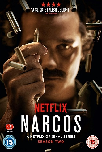 Narcos Season 2 Hindi Dual Audio Complete Download 480p & 720p All Episode