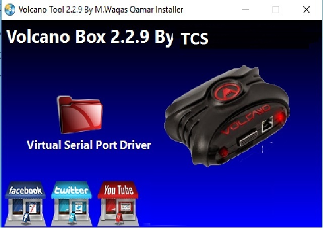 Valcano Box Crack 2.29 With Driver Free Download