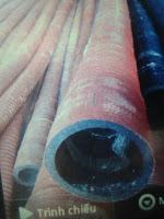 www.123nhanh.com: Chuyên phân phối ống cao su bố vải dùng dẫn nước .....