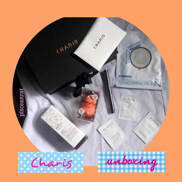 charis unboxing, hicharis.net,