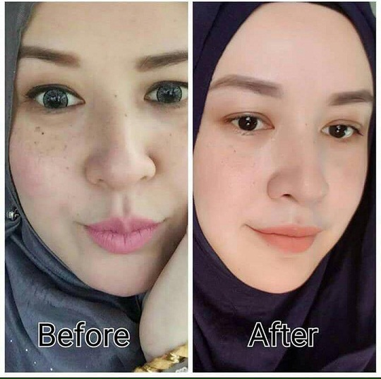 testimoni la' soul sleeping mask 12