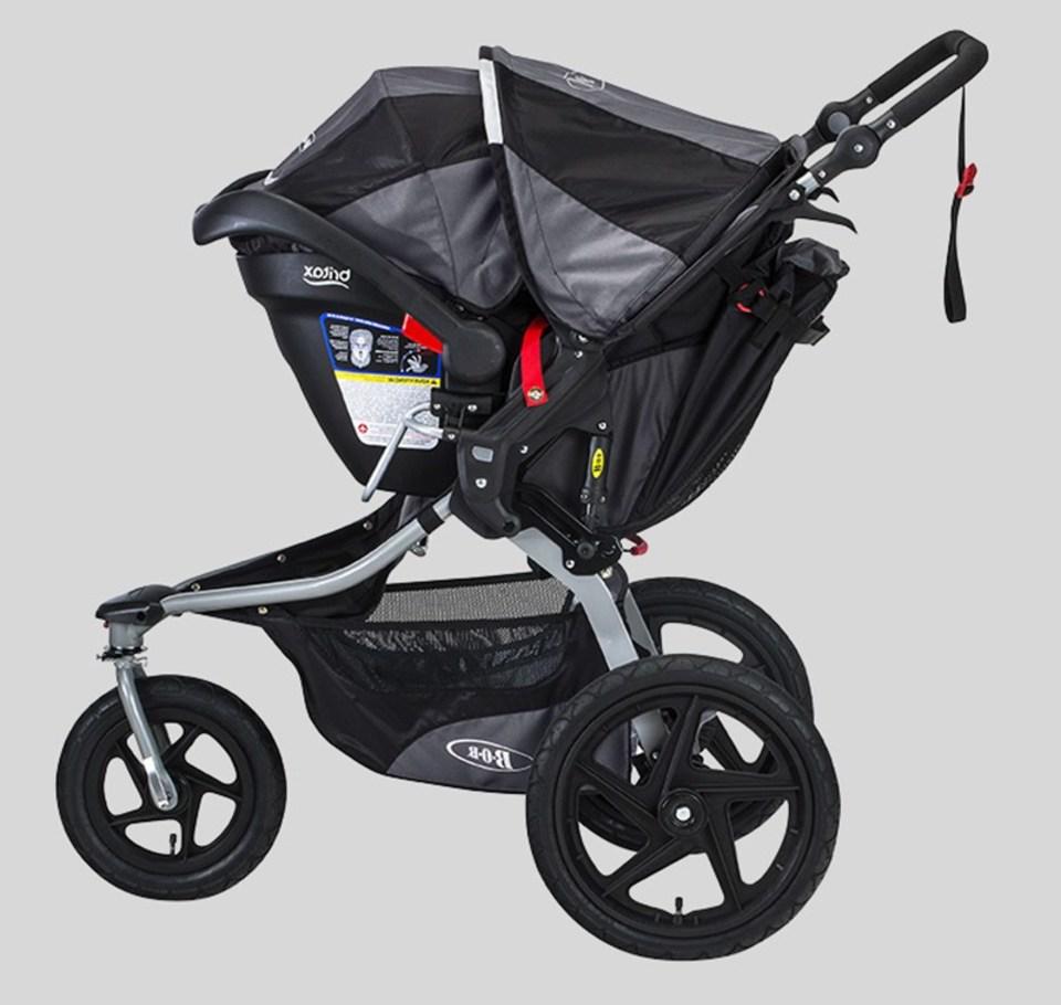 Bob Stroller Infant Car Seat Adapter