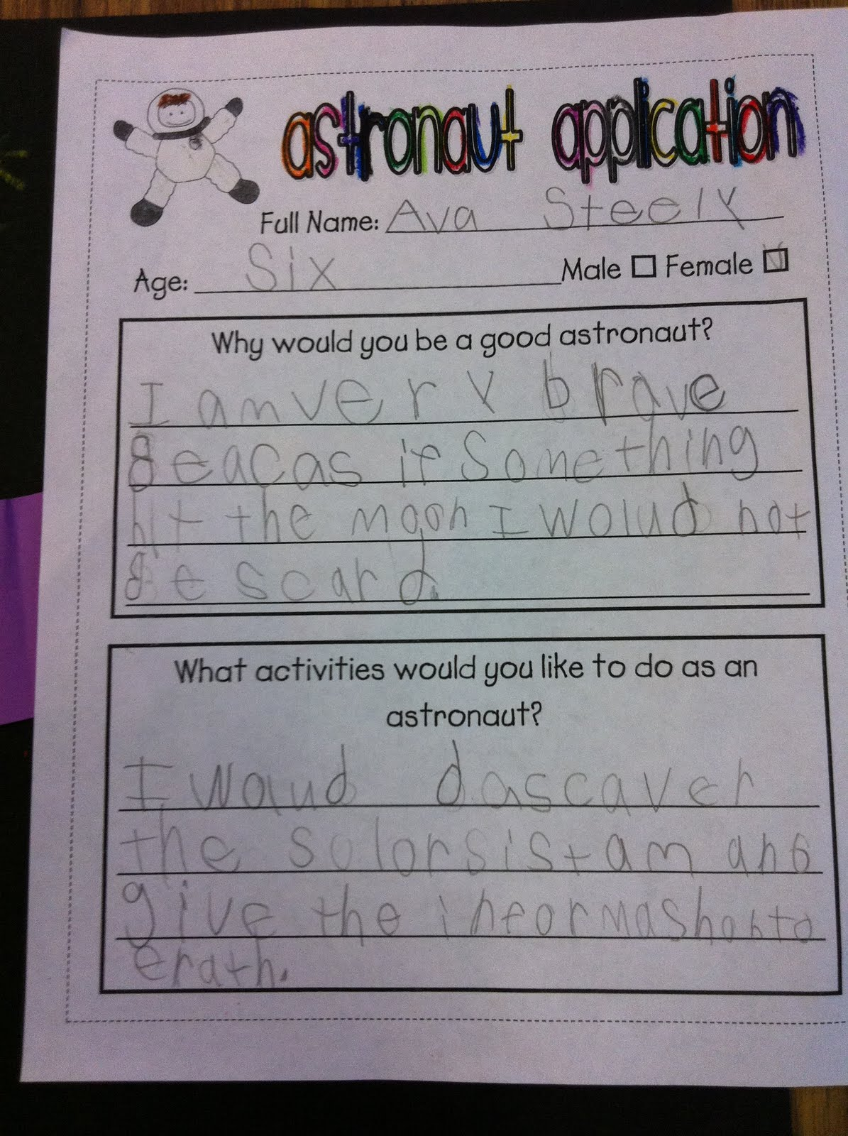 how do astronauts survive in space ks2 - photo #3