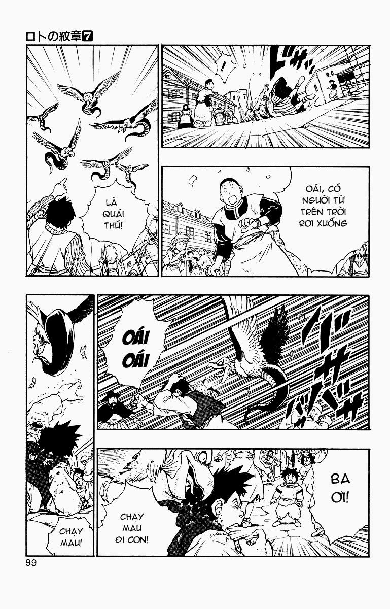 Dragon Quest: Emblem of Roto chapter 24 trang 40