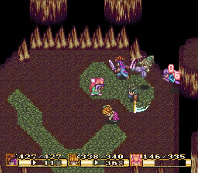 Secret of Mana - Shadow