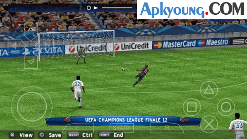 Pro Evolution Soccer PES 2016 Apk Android Download