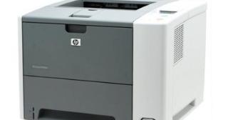 HP LASERJET P3005 PCL5 DRIVERS WINDOWS 7