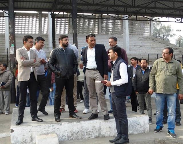 गणतंत्र दिवस समारोह की तैयारियों को लेकर उपायुक्त ने दिए अधिकारियों को निर्देश