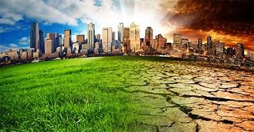 """""""Mudança climática"""" - porque estão culpando todo mundo, e dizendo que o mundo vai acabar em 12 anos"""