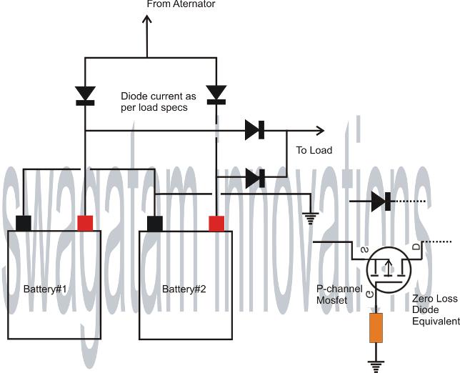 wiring lead acid batteries in parallel