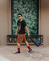 Meias Longas Masculinas tendencias masculinas pimavera verão 2019