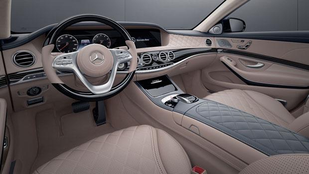 Mercedez 2018 S450 Sedan