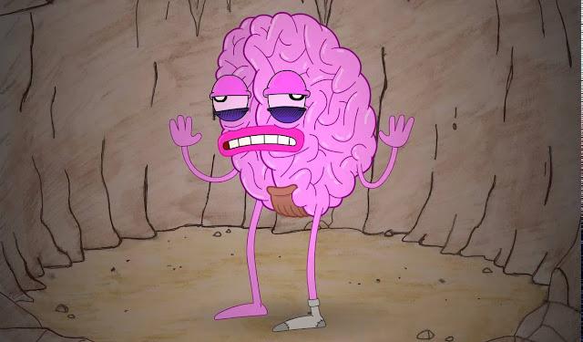 В нашем мозгу есть кнопка DELETE. Как ее найти?