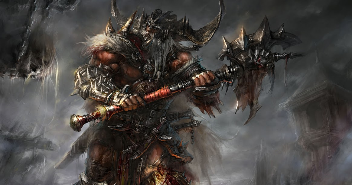 Comprehensive Barbarian Guide 2 0 - Diablo III Blog