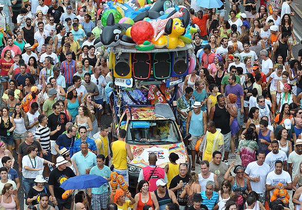 Início do Carnaval será com grande baile e homenagem a Mestre Didi. Decoração vai chegar ao Rio Vermelho