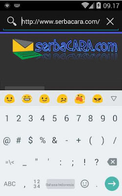 Aplikasi Google Keyboard