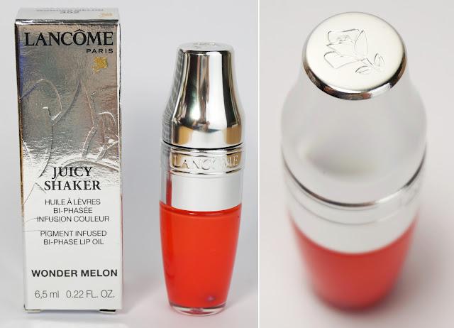 Lancôme - Juicy Shaker (Wonder Melon) Lip Oil Lippenöl, Melone
