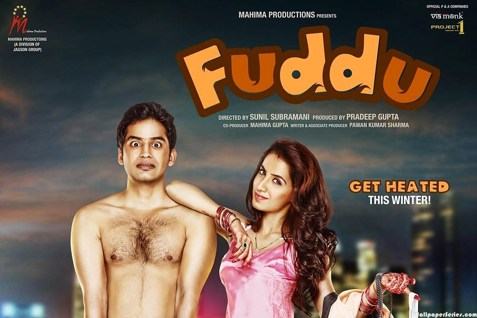 Complete cast and crew of Fuddu (2016) bollywood hindi movie wiki, poster, Trailer, music list - Shubham, Movie release date Oct 14, 2016