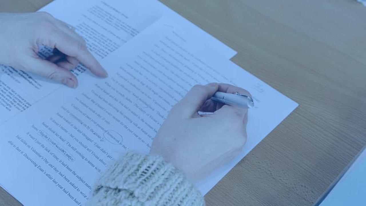 drafting essay