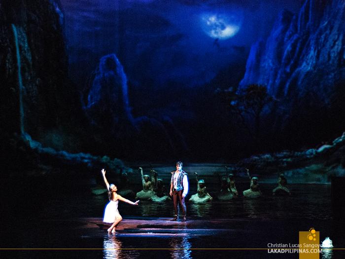 The House of Dancing Water Macau