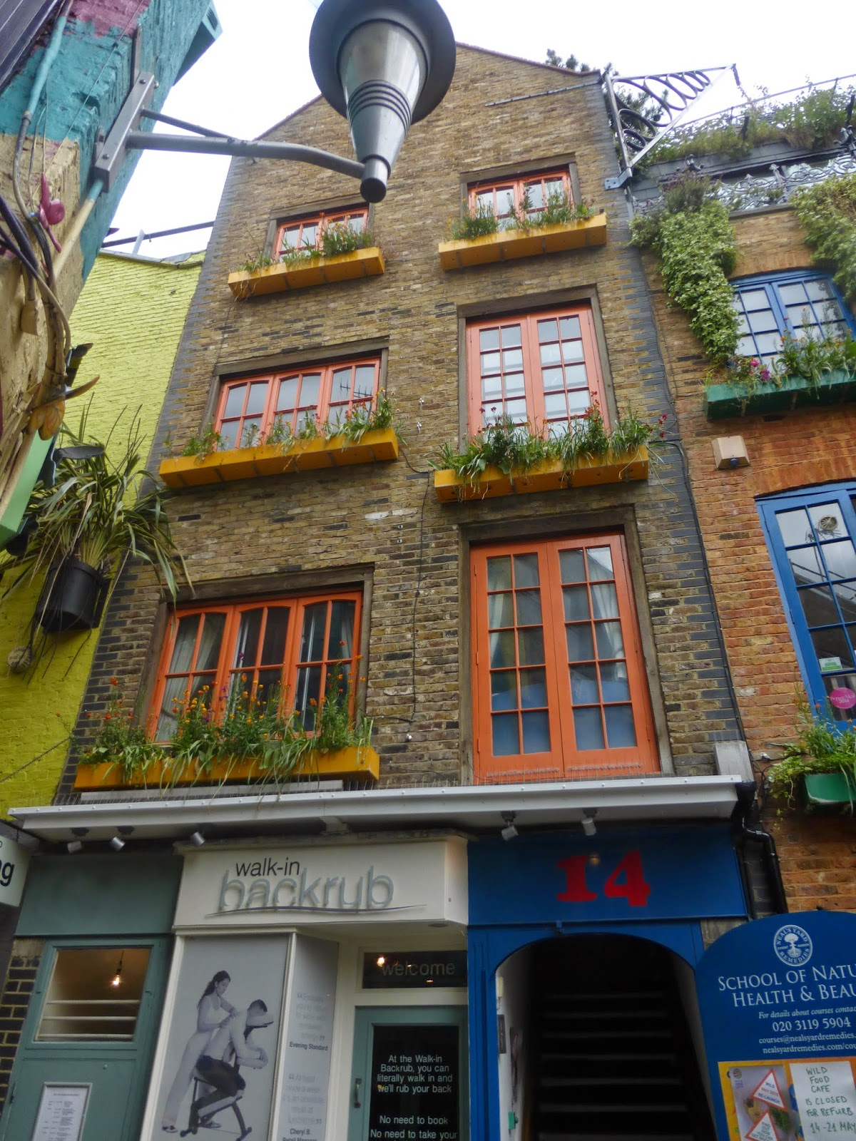 After60 -thenext10: Neal\'s Yard