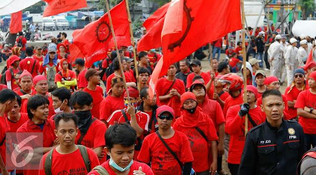 KSPI: Hampir 50 Ribu Buruh di Indonesia Di-PHK