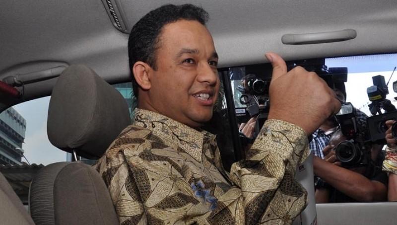 Cagub DKI Jakarta, Anies Rasyid Baswedan