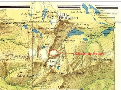 Glaciar de Maubic