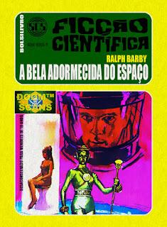bolsilivro sos ficção científica cedibra série verde ralph barby bela adormecida espaço