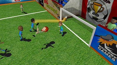 Download Game SFG Soccer PC Full Version
