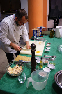 Istituto alberghiero di trastevere for Cucina giudaico romanesca
